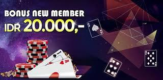 Bonus New Member Untuk Permainan Bandar Sakong